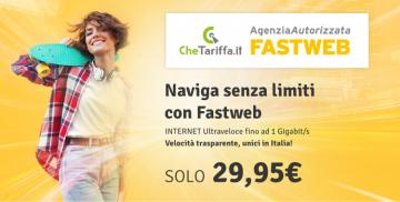 Fastweb Internet Ultraveloce