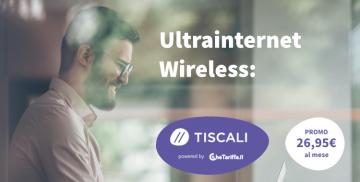Tiscali Ultrainternet Wireless