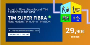 Tim Superfibra con Disney+